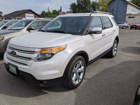 2013 Ford Explorer for sale at SOLIS AUTO SALES INC in Elko NV