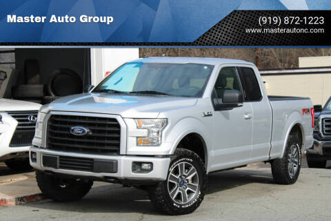 2015 Ford F-150 for sale at Master Auto Group in Raleigh NC