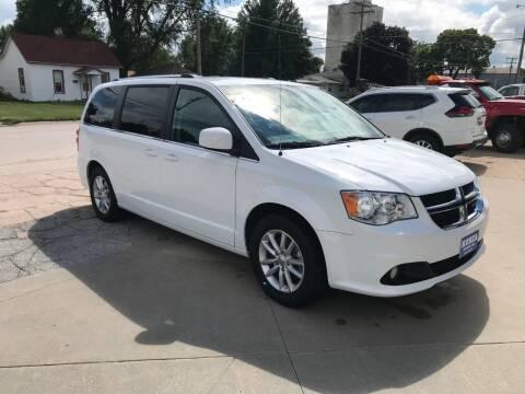 2019 Dodge Grand Caravan for sale at Kobza Motors Inc. in David City NE