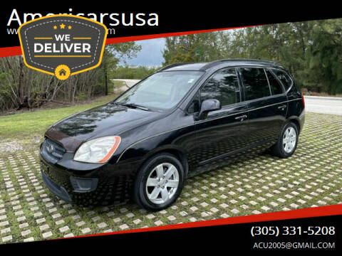 2008 Kia Rondo for sale at Americarsusa in Hollywood FL