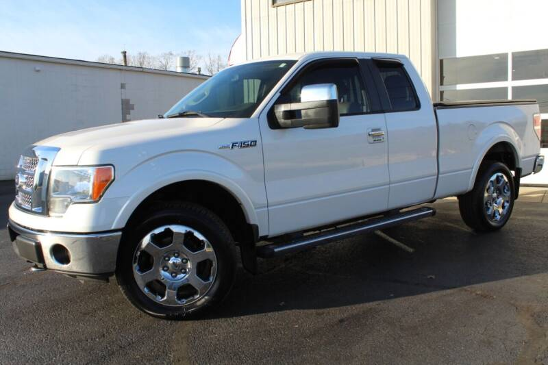 2010 Ford F-150 for sale at Platinum Motors LLC in Reynoldsburg OH