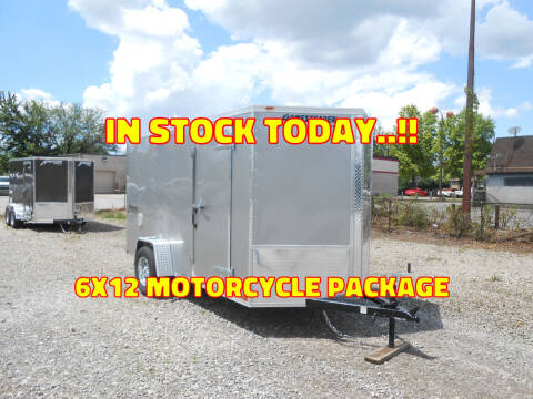 2022 Homesteader Intrepid 6x12 for sale at Jerry Moody Auto Mart - Trailers in Jeffersontown KY