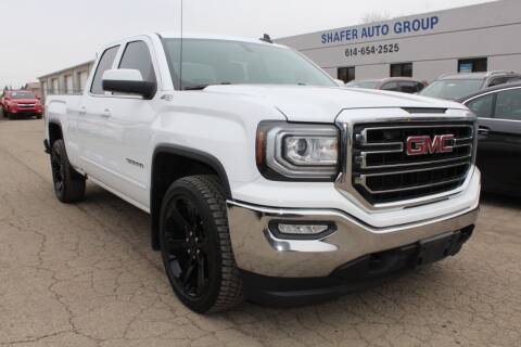 2017 GMC Sierra 1500 for sale at SHAFER AUTO GROUP in Columbus OH