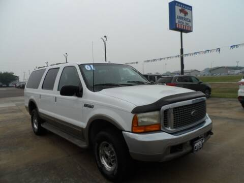 2001 Ford Excursion for sale at America Auto Inc in South Sioux City NE