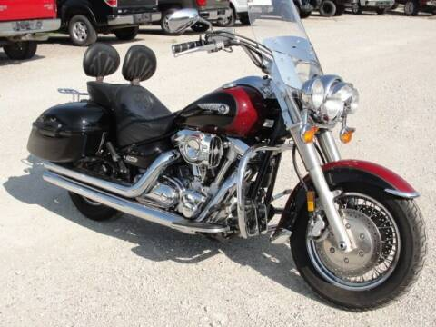 2001 Yamaha Road Star for sale at Frieling Auto Sales in Manhattan KS