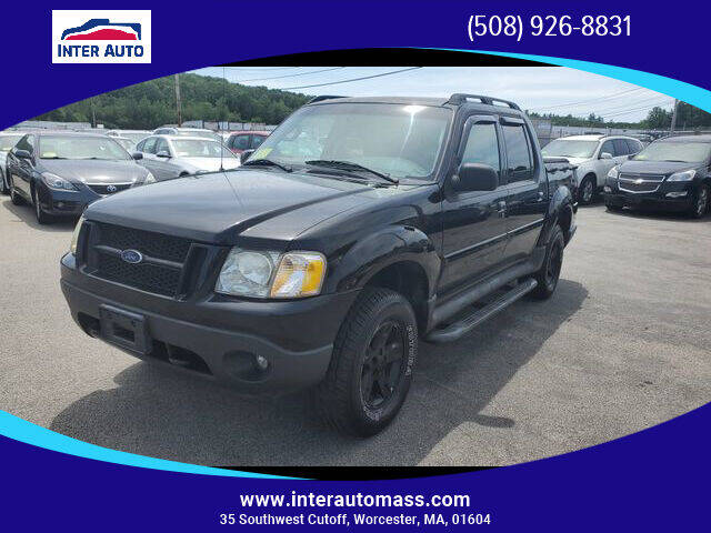 2005 Ford Explorer Sport Trac for sale in Worcester, MA