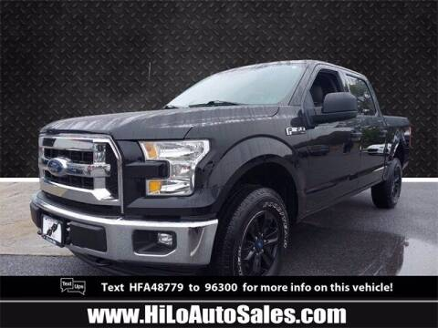 2017 Ford F-150 for sale at Hi-Lo Auto Sales in Frederick MD