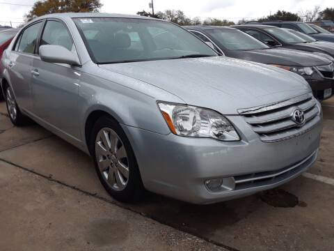 2007 Toyota Avalon for sale at Auto Haus Imports in Grand Prairie TX