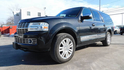 2011 Lincoln Navigator L for sale at Action Automotive Service LLC in Hudson NY
