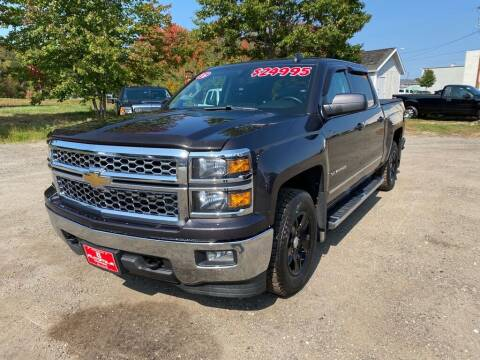 2015 Chevrolet Silverado 1500 for sale at AutoMile Motors in Saco ME