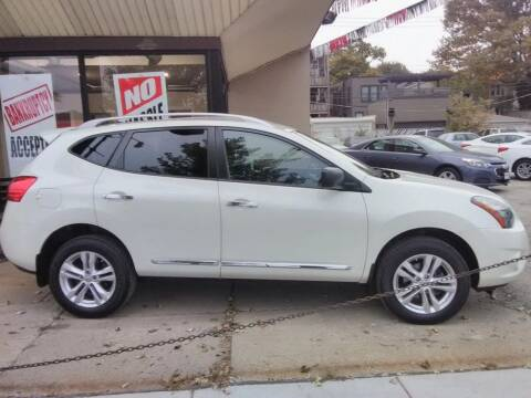 2015 Nissan Rogue Select for sale at ECONOMY AUTO MART in Chicago IL