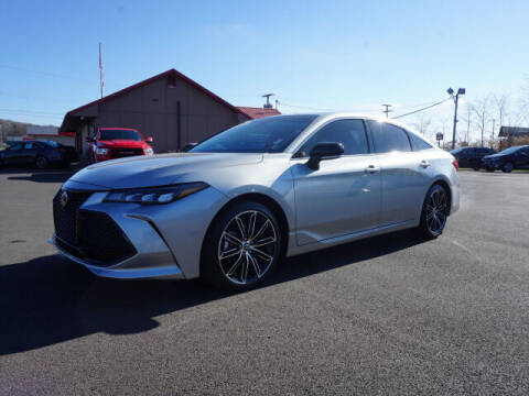 2019 Toyota Avalon for sale at Stephens Auto Center of Beckley in Beckley WV