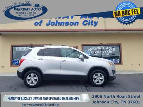 2016 Chevrolet Trax for sale at PARKWAY AUTO SALES OF BRISTOL in Bristol TN