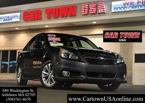 2013 Subaru Legacy for sale at Car Town USA in Attleboro MA