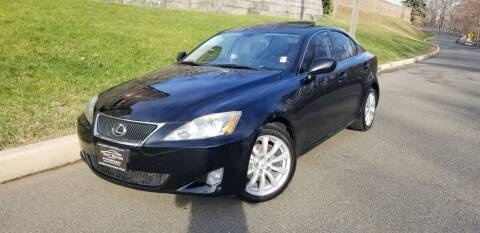 2006 Lexus IS 250 for sale at ENVY MOTORS LLC in Paterson NJ