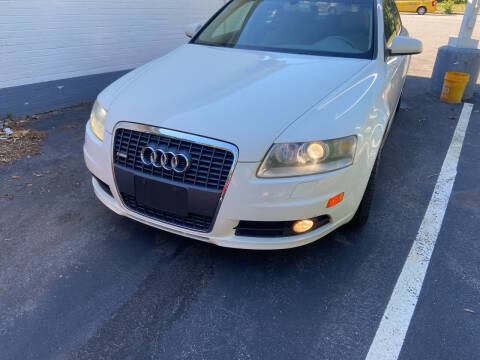 2006 Audi A6 for sale at Best Choice Auto Sales in Methuen MA