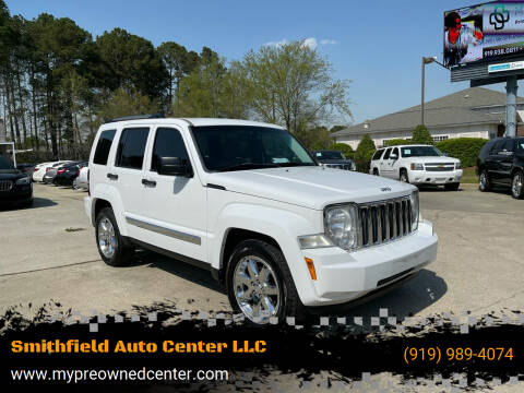 2011 Jeep Liberty for sale at Smithfield Auto Center LLC in Smithfield NC