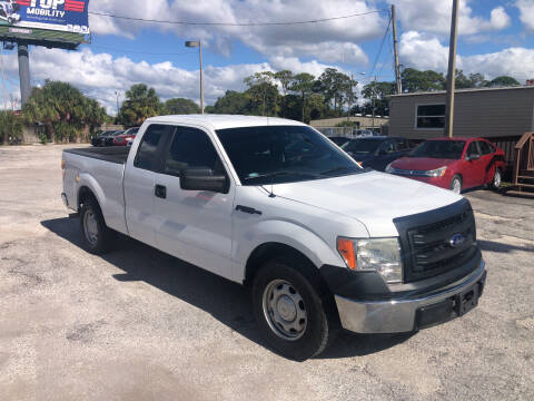2013 Ford F-150 for sale at Friendly Finance Auto Sales in Port Richey FL