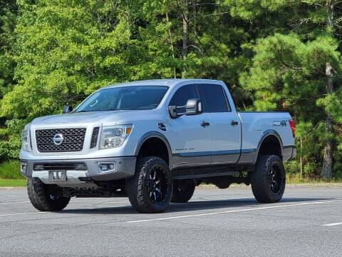 2016 Nissan Titan XD for sale at United Auto Gallery in Suwanee GA