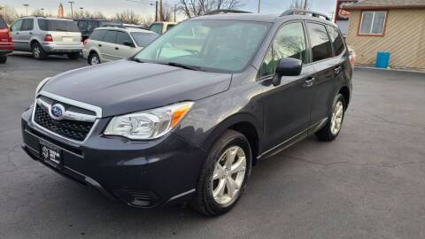 2014 Subaru Forester for sale at Silverline Auto Boise in Meridian ID