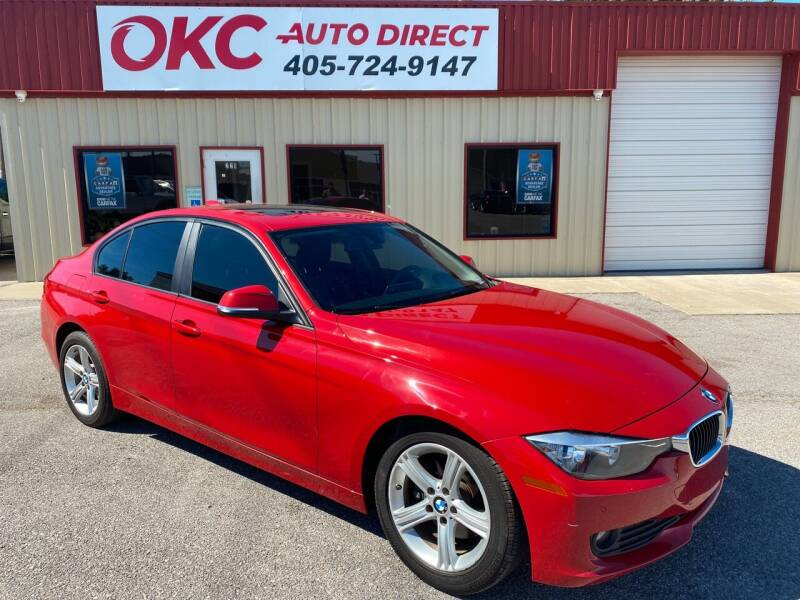 2015 BMW 3 Series for sale at OKC Auto Direct in Oklahoma City OK