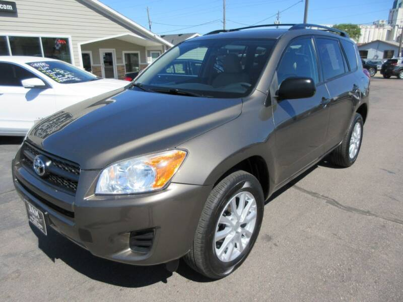 2010 Toyota RAV4 for sale at Dam Auto Sales in Sioux City IA
