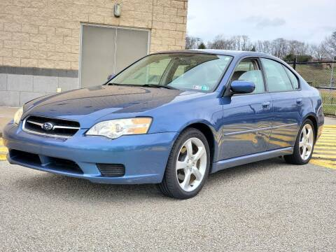 2006 Subaru Legacy for sale at FAYAD AUTOMOTIVE GROUP in Pittsburgh PA