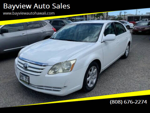 2006 Toyota Avalon for sale at Bayview Auto Sales in Waipahu HI