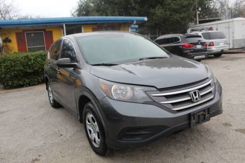 2013 Honda CR-V for sale at Global Vehicles,Inc in Irving TX