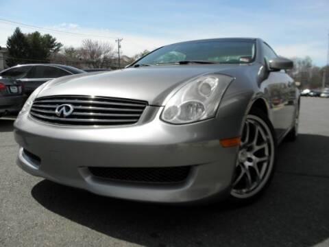 2007 Infiniti G35 for sale at DMV Auto Group in Falls Church VA