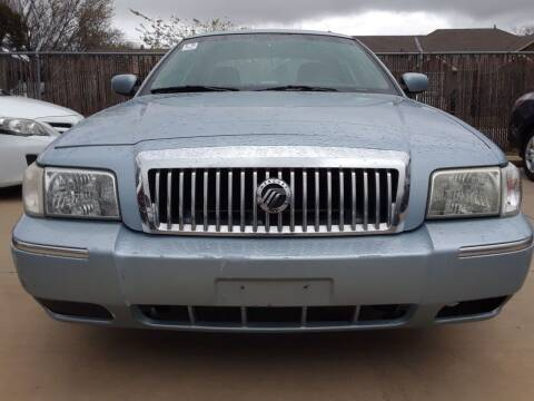 2006 Mercury Grand Marquis for sale at Auto Haus Imports in Grand Prairie TX