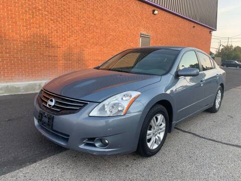 2012 Nissan Altima for sale at Boise Motorz in Boise ID