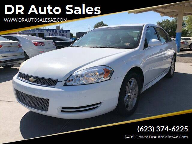 2013 Chevrolet Impala for sale at DR Auto Sales in Glendale AZ