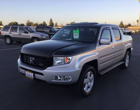 2009 Honda Ridgeline for sale at My Three Sons Auto Sales in Sacramento CA