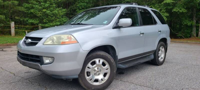 2002 Acura MDX for sale at Global Imports Auto Sales in Buford GA