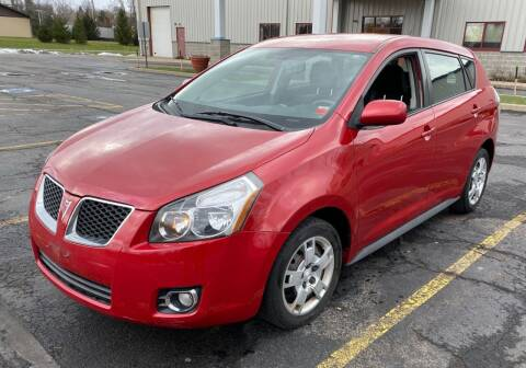 2009 Pontiac Vibe for sale at Select Auto Brokers in Webster NY