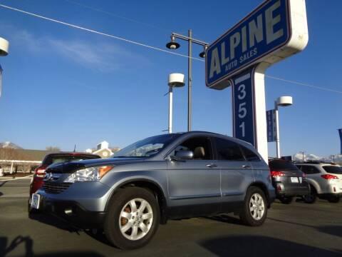 2008 Honda CR-V for sale at Alpine Auto Sales in Salt Lake City UT