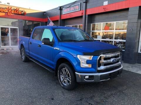 2015 Ford F-150 for sale at Goodfella's  Motor Company in Tacoma WA