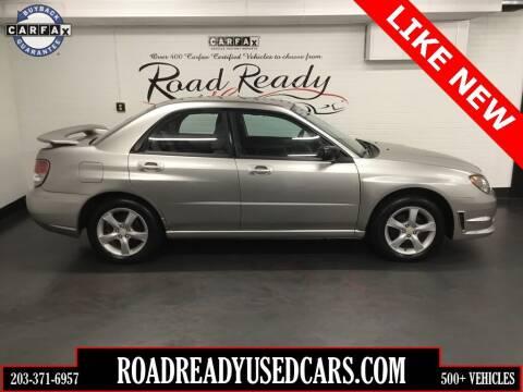 2006 Subaru Impreza for sale at Road Ready Used Cars in Ansonia CT