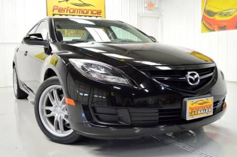2013 Mazda MAZDA6 for sale at Performance car sales in Joliet IL