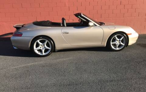 2000 Porsche 911 for sale at R & R Motors in Queensbury NY