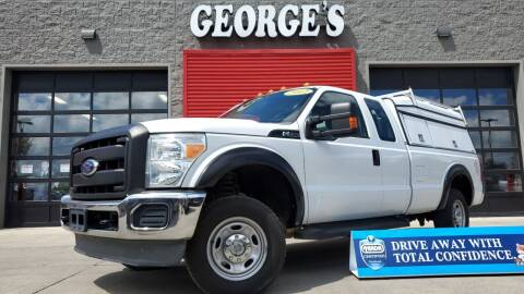 2012 Ford F-250 Super Duty for sale at George's Used Cars - Pennsylvania & Allen in Brownstown MI