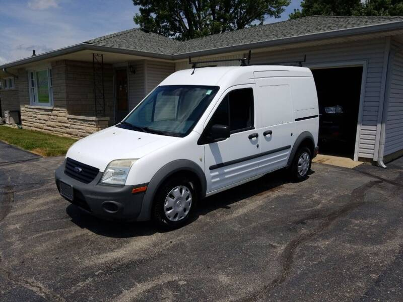 2010 Ford Transit Connect for sale at CALDERONE CAR & TRUCK in Whiteland IN