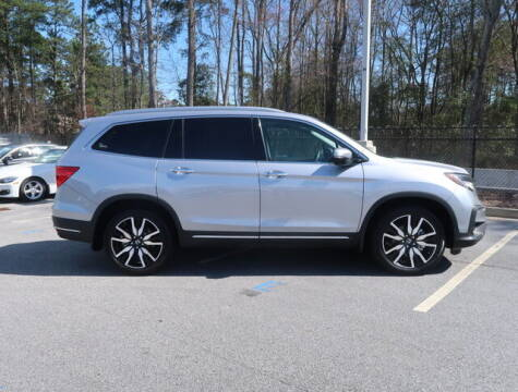 2019 Honda Pilot for sale at Southern Auto Solutions - BMW of South Atlanta in Marietta GA