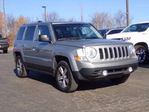 2016 Jeep Patriot for sale at Szott Ford in Holly MI