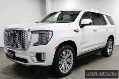 2021 GMC Yukon for sale at Modern Motorcars in Nixa MO