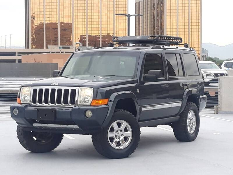 2006 Jeep Commander for sale at Pammi Motors in Glendale CO