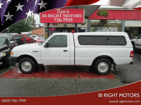 2006 Ford Ranger for sale at Bi Right Motors in Centralia WA