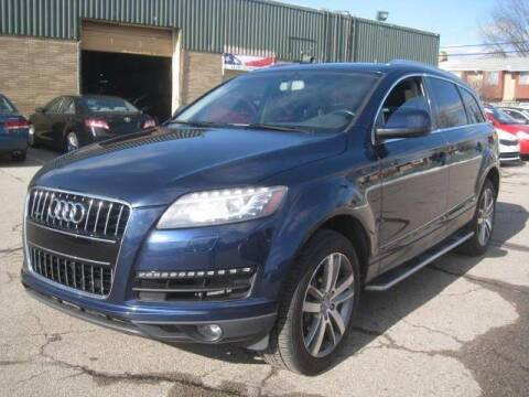 2013 Audi Q7 for sale at ELITE AUTOMOTIVE in Euclid OH