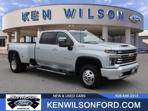 2020 Chevrolet Silverado 3500HD for sale at Ken Wilson Ford in Canton NC